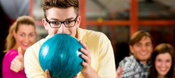 Man-Blue-Ball-Bowling