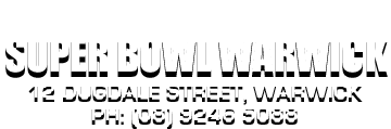 Logo Super Bowl Warwick
